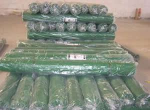 Scaffold Netting (Debris Net) Packing